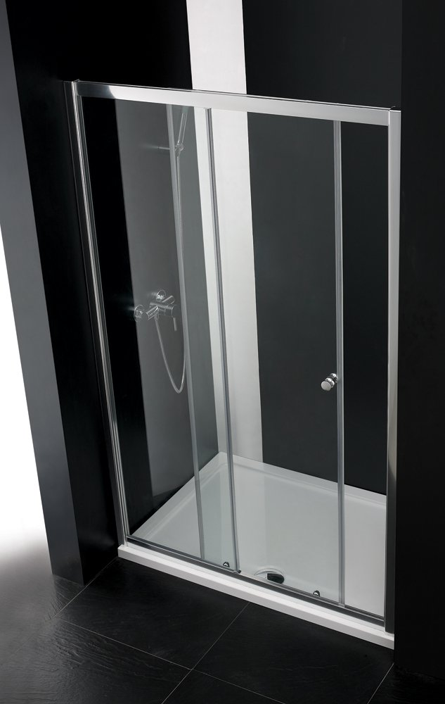 Душевая дверь CEZARES ANIMA-W-BF-1-160-C-Cr