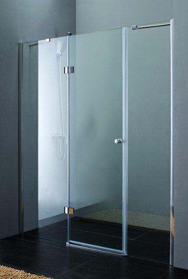 Душевая дверь CEZARES VERONA-W-B-13-60+60/40-P-Cr-R