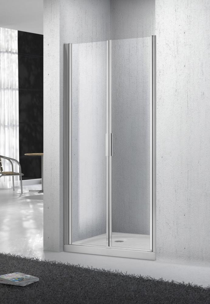 Душевая дверь BelBagno SELA-B-2-115-Ch-Cr