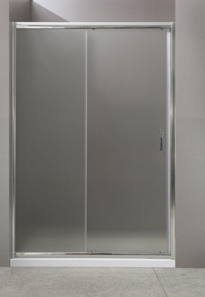 Душевая дверь BelBagno UNO-BF-1-130-C-Cr