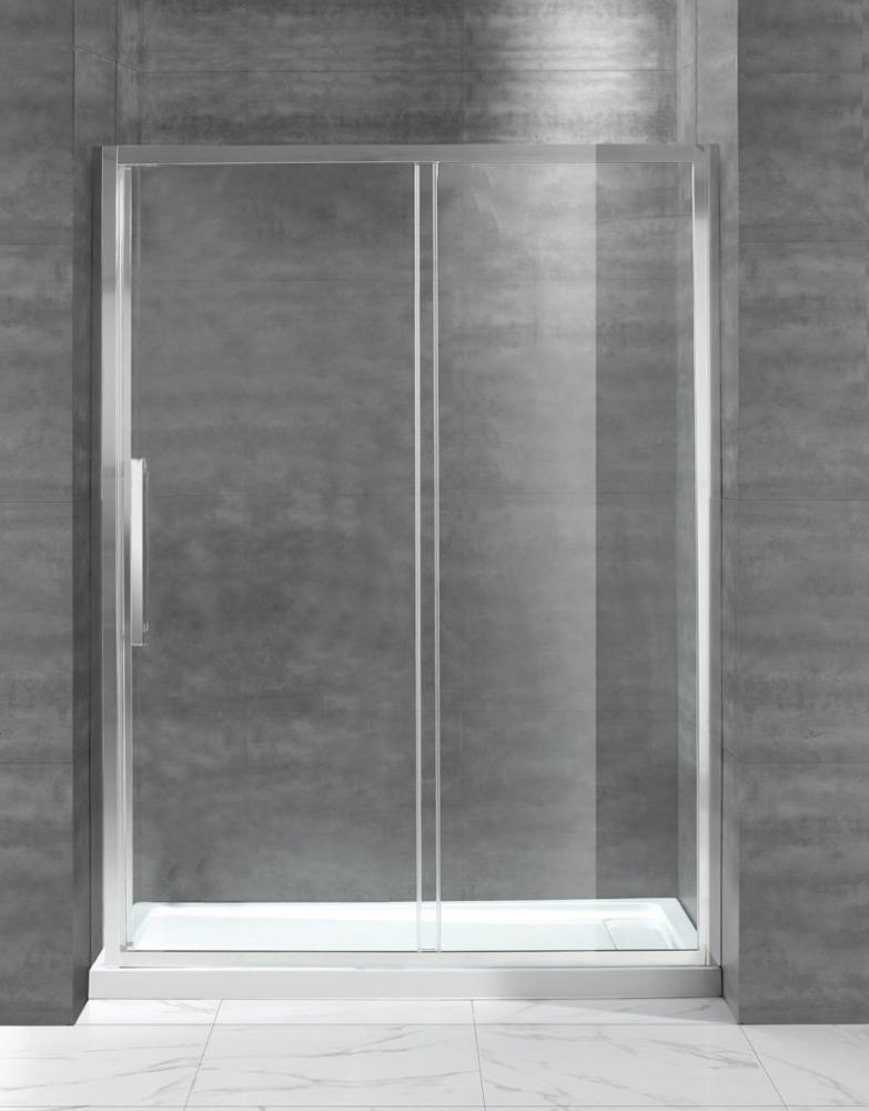 Душевая дверь CEZARES LUX-SOFT-W-BF-1-120-C-Cr-IV