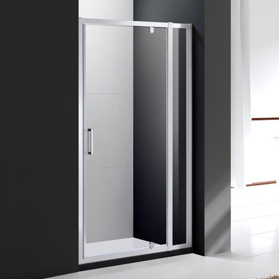 Душевая дверь CEZARES MOLVENO-BA-11-80+20-P-Cr