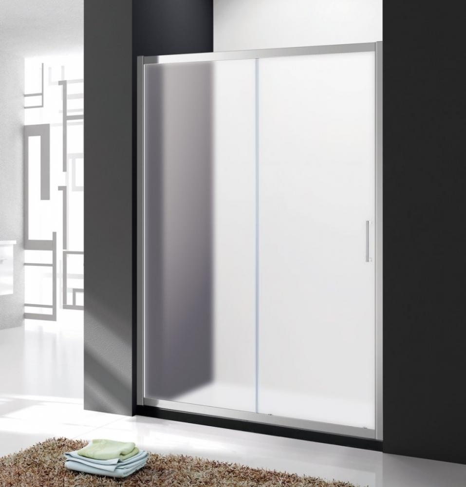 Душевая дверь CEZARES MOLVENO-BF-1-150-C-Cr-IV