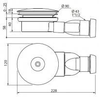 Сифон CZR-03-90_1