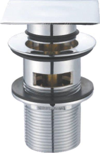 Донный клапан для раковины BelBagno BB-PCU-07-CRM