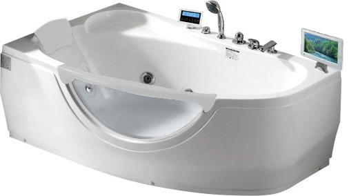 Акриловая ванна Gemy G9046 O L 1610*960