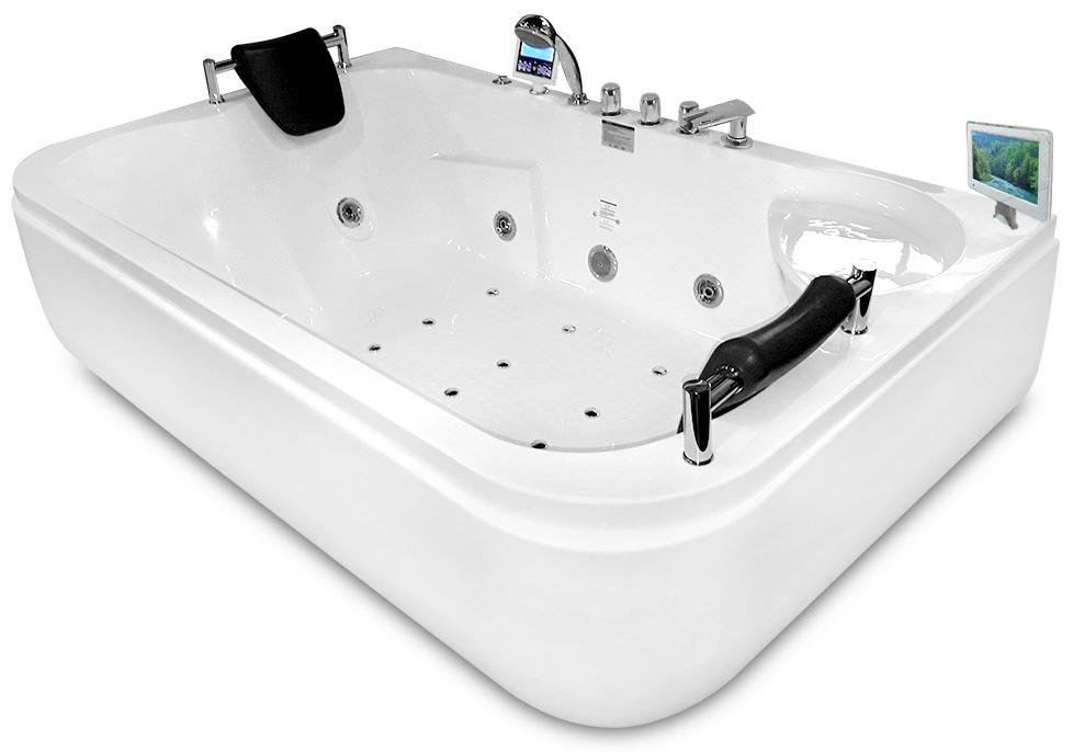 Акриловая ванна Gemy G9085 O L 1800*1160