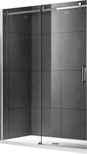 Душевая дверь Gemy Modern Gent S25191A 1400*2000