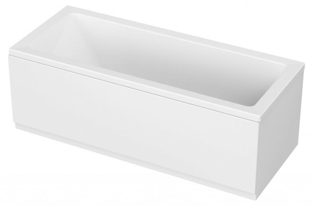 Акриловая ванна Cezares PLANE SOLO-170-75-45