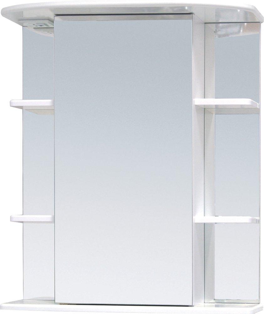Шкаф-зеркало Onika ГЛОРИЯ 600*245*715 (60.00 У)(без подсветки)
