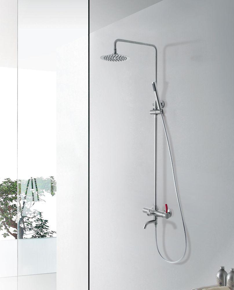 Душевой гарнитур Lemark Element LM5162S для ванны и душа