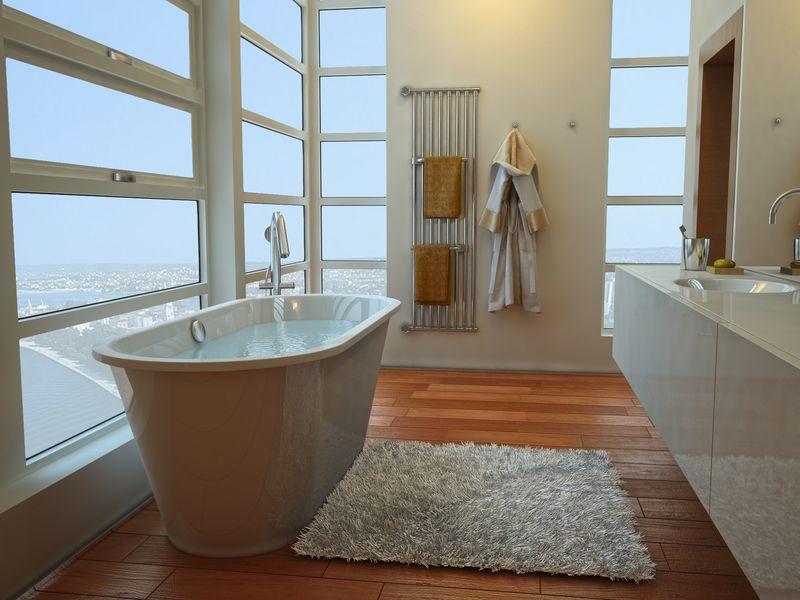 Мраморная ванна Esse CRETA