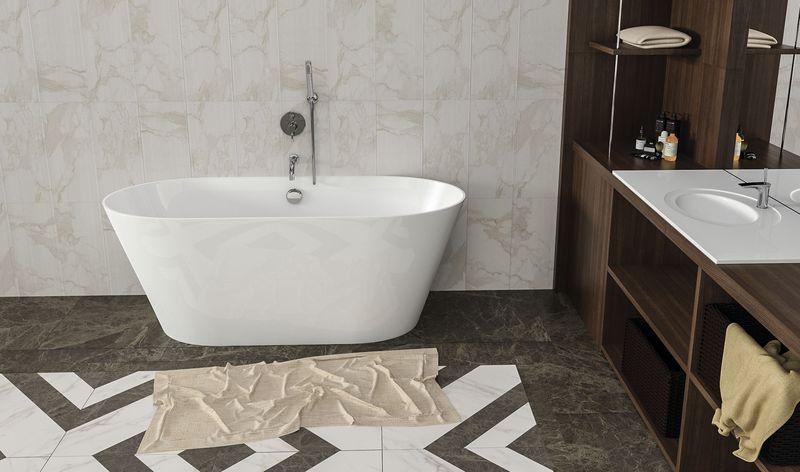 Мраморная ванна LUZON