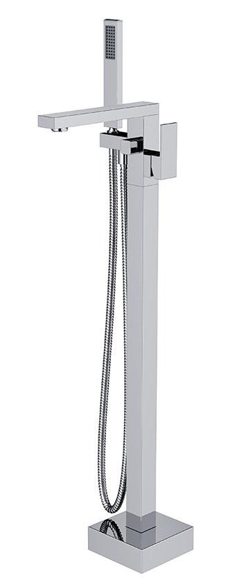 Timo Selene смеситель 2200/00Y-CR chrome (ванна напольный)