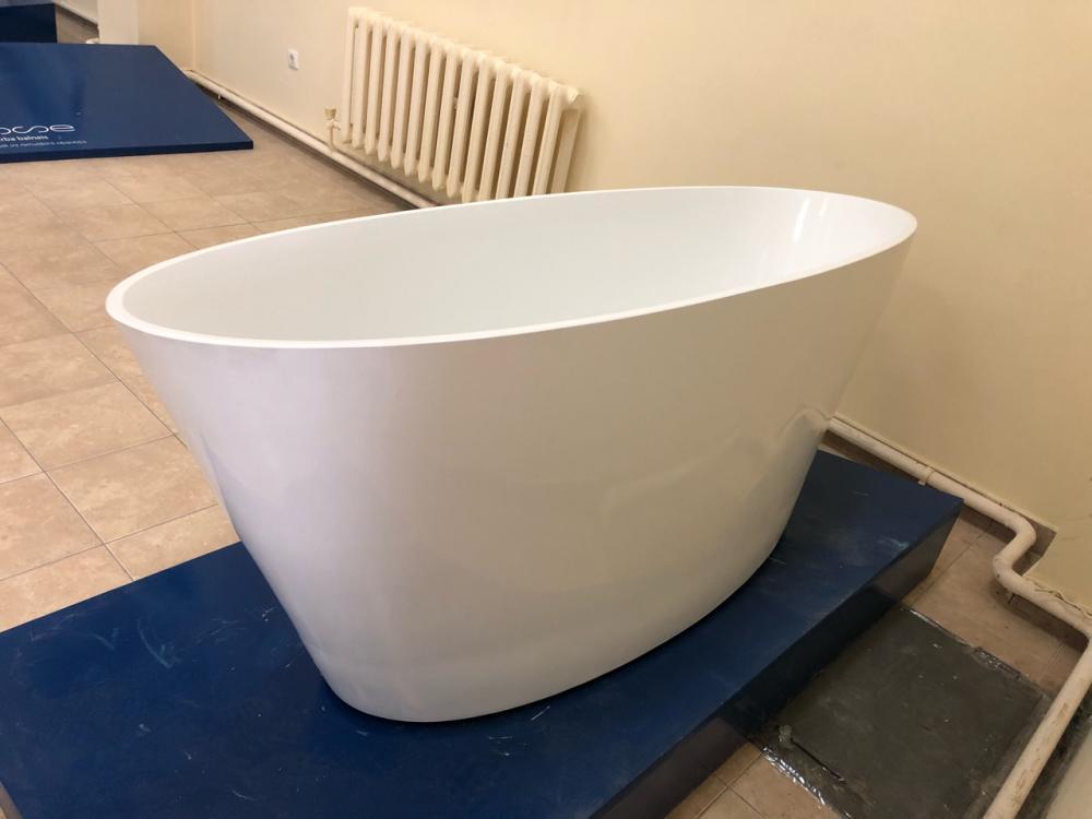 Мраморная ванна Esse MOOREA
