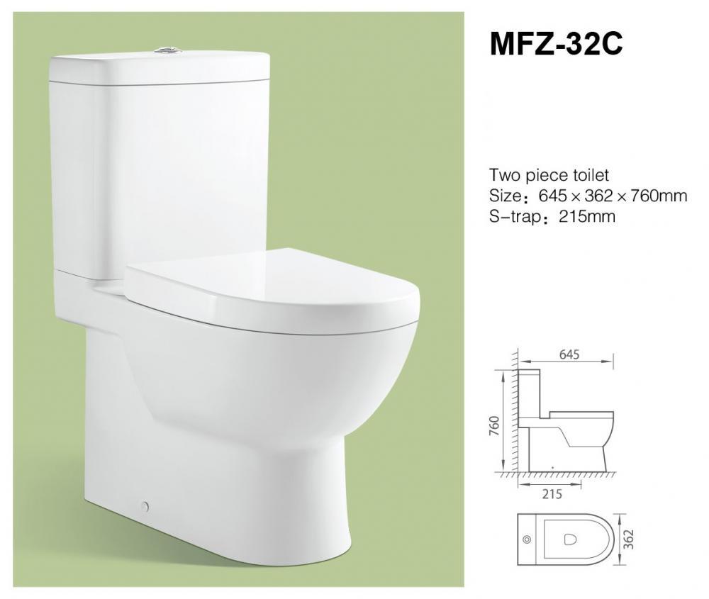 Унитаз MFZ-32D
