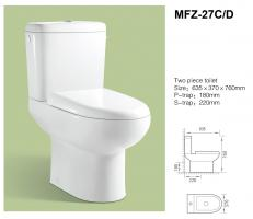 Унитаз MFZ-27D_1