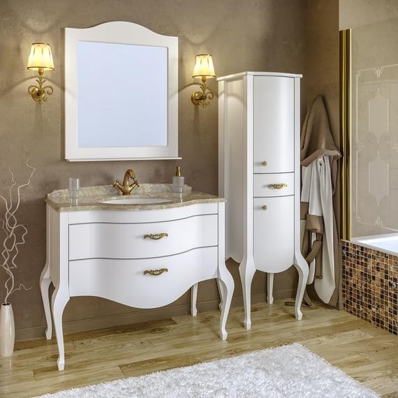 Timo зеркало Ellen plus 70 M     bianco (белый)