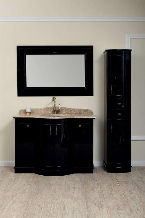 Timo зеркало Anni 120 M   (черный)