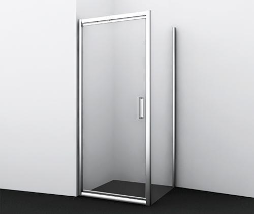 Salm 27I19 Душевой уголок, квадрат, с поворотно-складной дверью