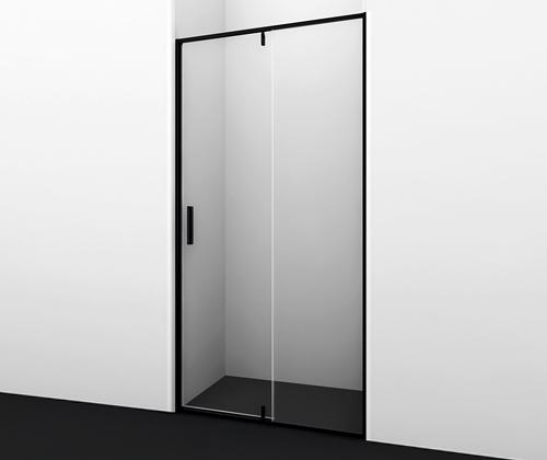 Elbe 74P04  Душевая дверь, распашная, универсальная