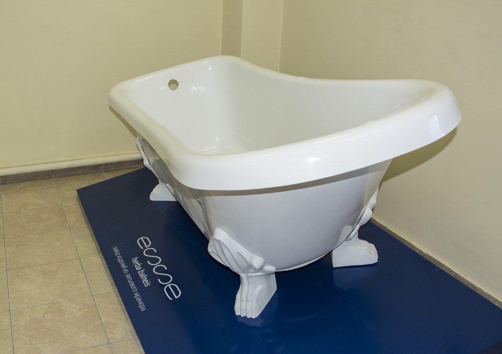 Мраморная ванна Esse  SANTORINI