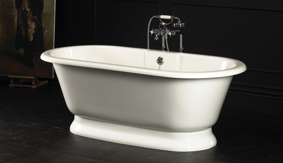 Мраморная ванна Esse DEVON