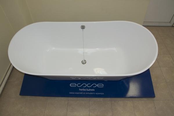 Мраморная ванна Esse  BORAX