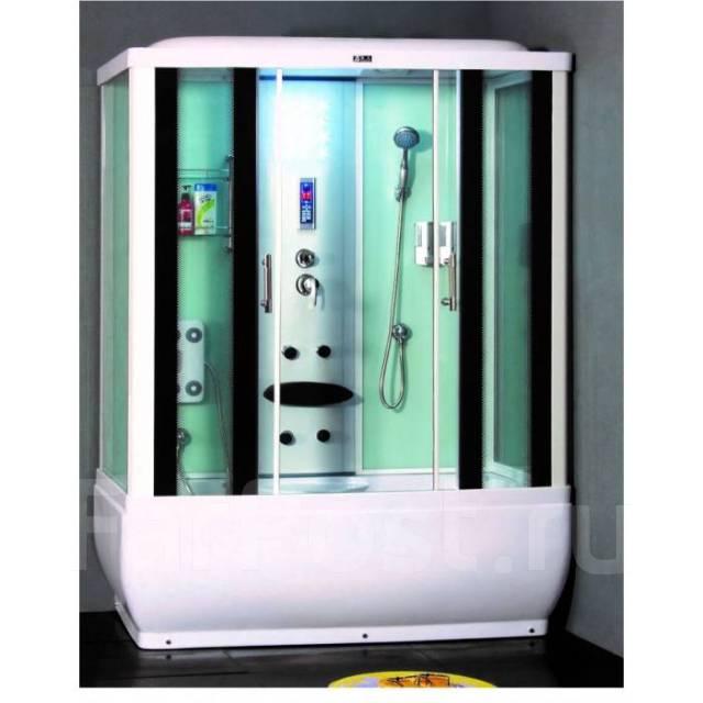 Душевая кабина ZILI DO ZS-6199 Нептун 1500*900*2150 мм