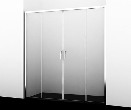 Душевая дверь Lippe 45S08 1500x1900