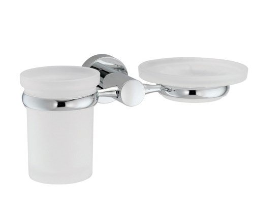 Donau K-9426 Держатель стакана и мыльницы