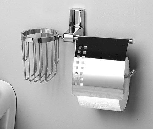 Leine K-5059 Держатель туалетной бумаги и освежителя