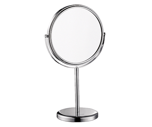 K-1003 Зеркало двухстороннее, стандартное и с 3-х кратным увеличением