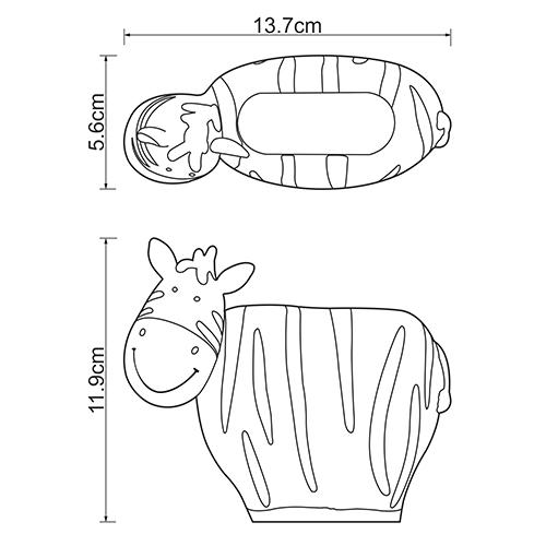 Lippe K-8128A Стакан для зубных щеток