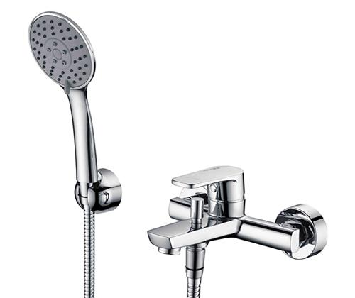 WasserKRAFT Dill 6101 Смеситель для ванны с коротким изливом
