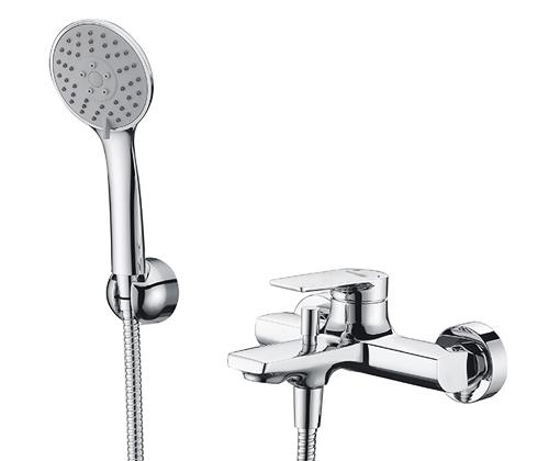 WasserKRAFT Lopau 3201 Смеситель для ванны с коротким изливом