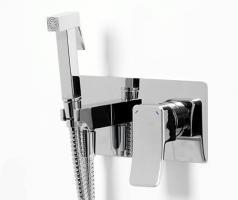 WasserKRAFT Aller 10638 Встраиваемый смеситель для душа с гигиенической лейкой_1
