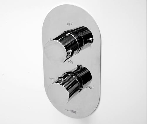 WasserKRAFT Berkel 4844 Thermo Термостатическийический смеситель для ванны и душа