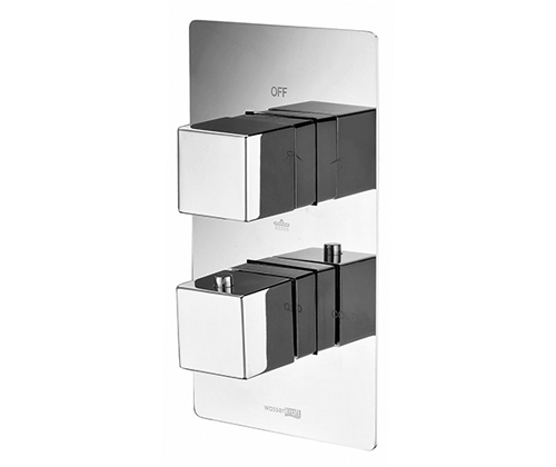 Смеситель WasserKRAFT АIme 1544 Thermo термостатическийический ванны и душа