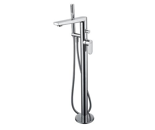 WasserKRAFT Dinkel 5821 Напольный смеситель для ванны