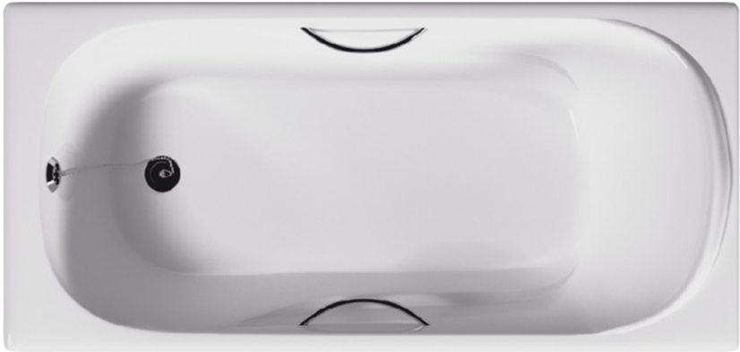 "Чугунная ванна  ""GOLDMAN"" Nova  с ручками 1700х800х420"