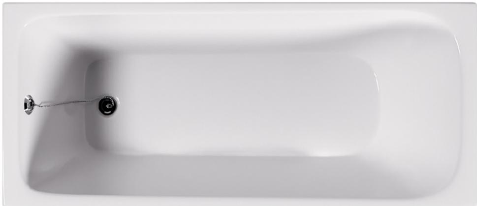 """Чугунная ванна  """"GOLDMAN"""" Comfort  без ручек 1700x750x470"""
