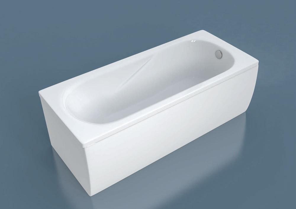 Мраморная ванна Esse  HAITI 1600