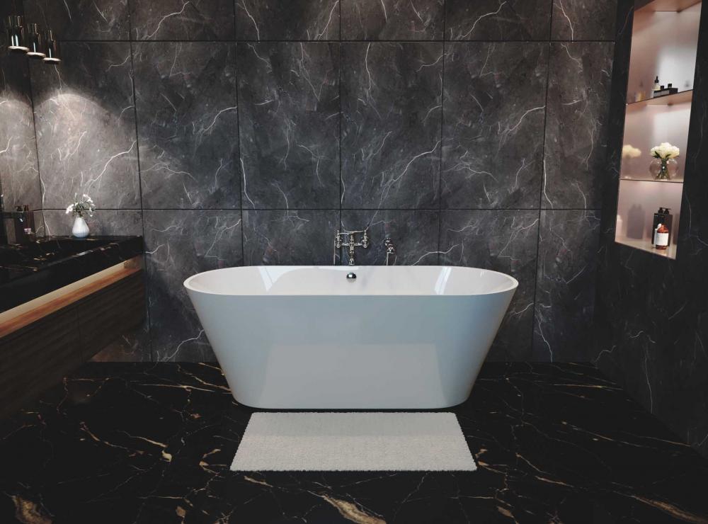 Ванна мраморная ESSE CEBU 1680x685
