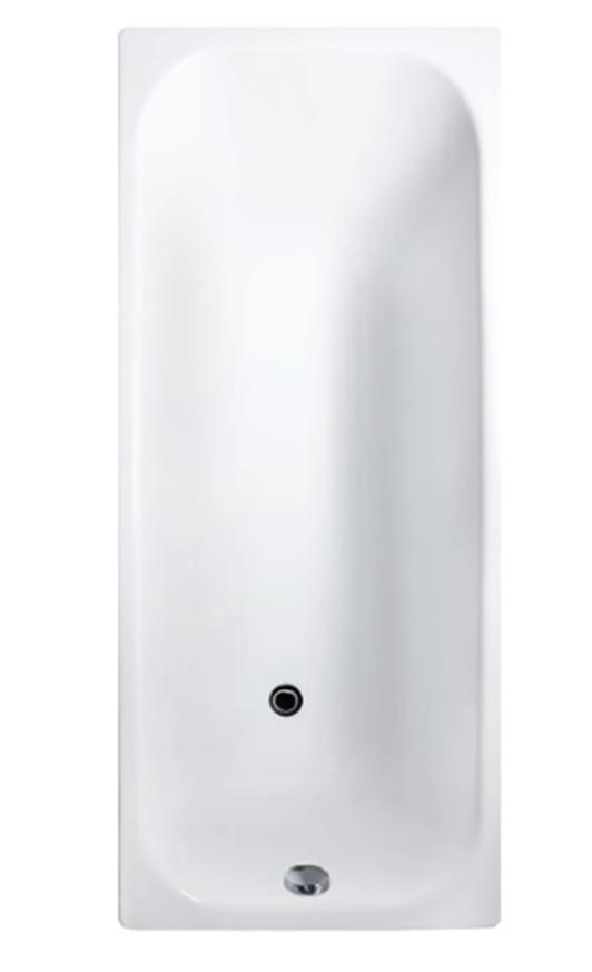Чугунная ванна Wotte Start 1700х700х458