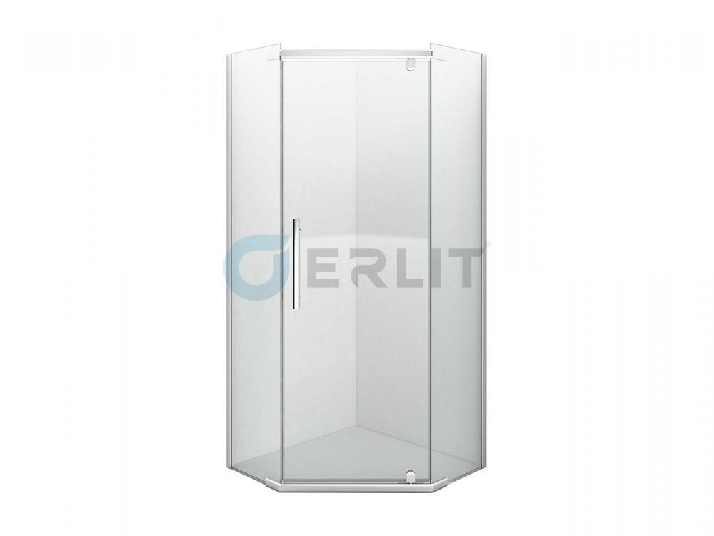 Душевой уголок ERLIT ER 10110V-C1