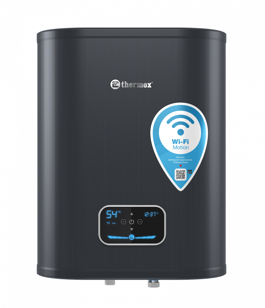 Водонагреватель THERMEX ID 50 V (pro) Wi-Fi