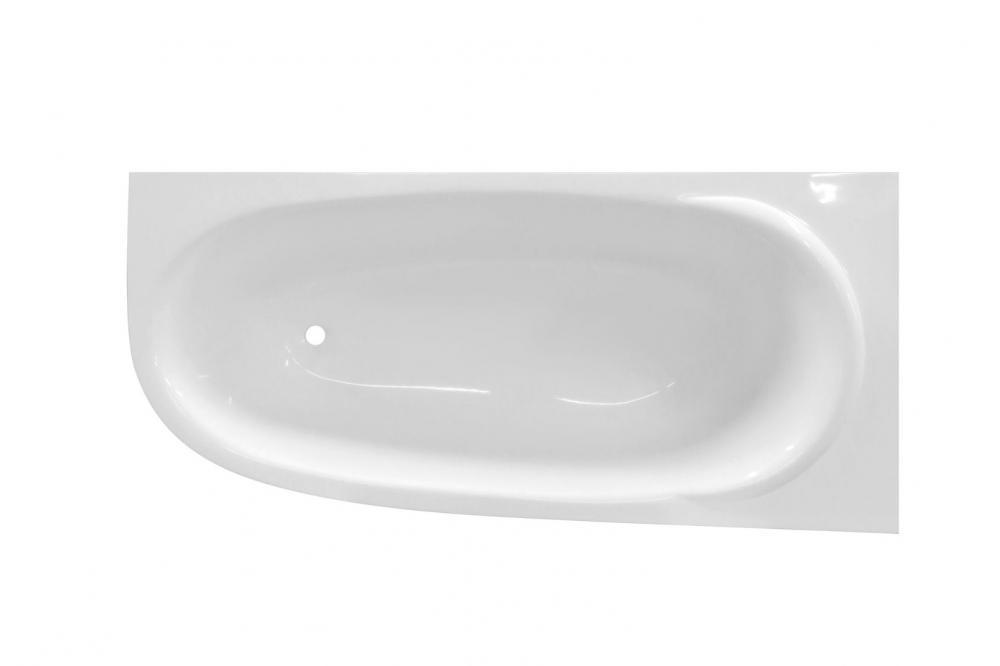 """Ванна Estet """"Венеция"""" правая 1700х800"""
